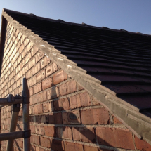 Rosemary roof cement verge